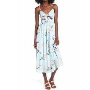 Soprano Tie Front Dress